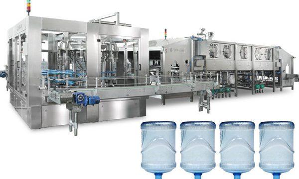 5 máquinas de recheo de botellas de 5 galóns