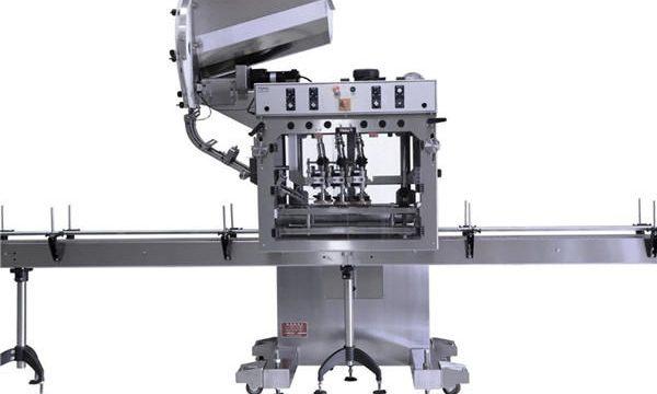 Fabricante automático de máquinas para tapas de botellas