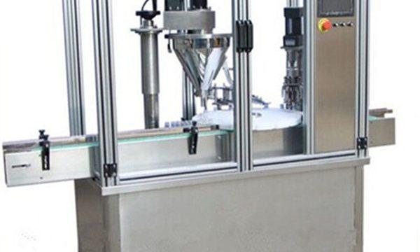 Fabricante de máquinas automáticas de recheo de po