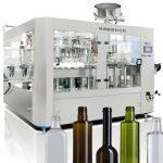 Máquina de recheo de líquidos de cervexa
