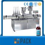 China Máquina de recheo de líquido de baleiro de prezo competitivo