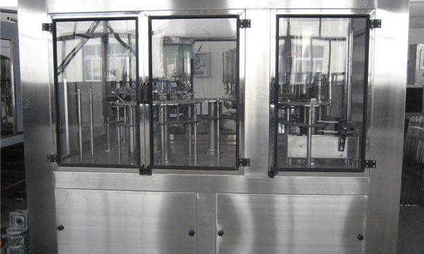 Máquina de recheo pneumática Pequena máquina de recheo de líquido, prezo de máquina de recheo semi automático