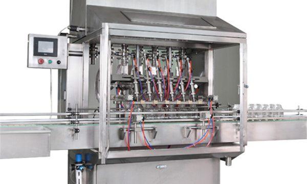 Sina Ekato propia liña de produción de recheo de aceite completo do motor do coche, máquina de recheo de aceite