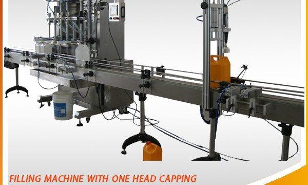 Máquina de recheo de líquido oral tipo de equipo