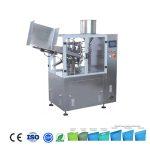 Fabricantes de máquinas de recheo de crema