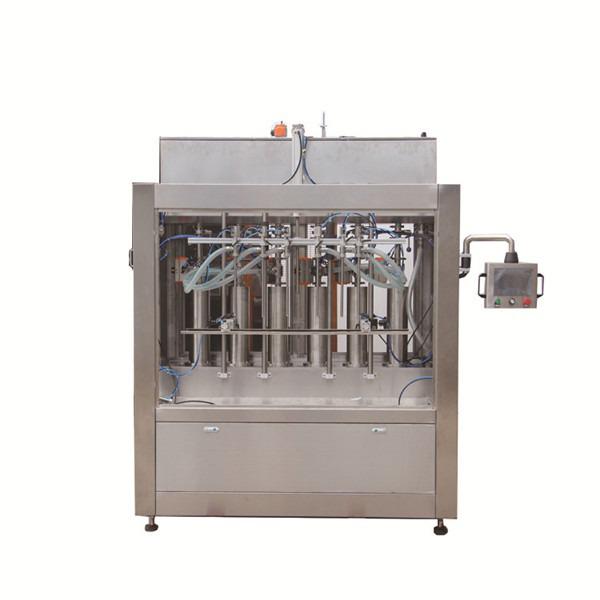 Máquina de recheo de líquido
