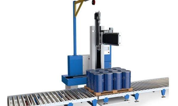 Tambor de aceiro 200L Fabricante de máquinas de recheo de aceite para bicicletas