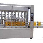 Máquina de recheo automática de aceite comestible de lubricación / engraxado de alta precisión 2000ml-5000ml