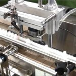Máquina de recheo automático de botellas e-liquid de alta velocidade