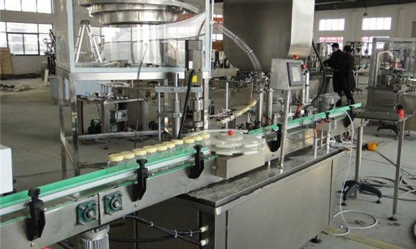 Máquina de recheo de mel de flor de Lungan