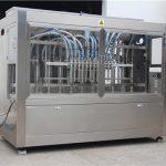 Máquina de recheo automática completa de alta velocidade