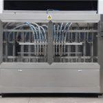 Subministro de prezos para a máquina automática de recheo de xampú