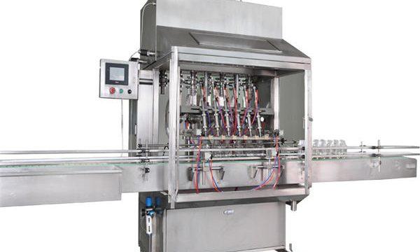 Fabricante profesional Máquina de recheo automática de mermelada de arándanos