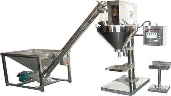 Máquina de recheo automática completa de álbum ou máquina de recheo en po seco