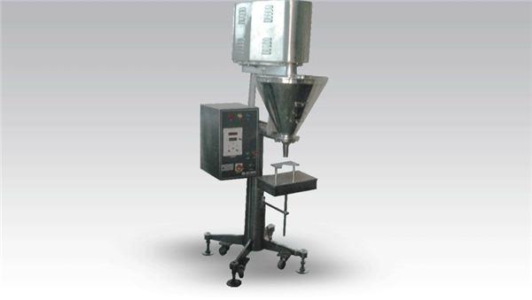 Máquina de recheo manual de gran dose