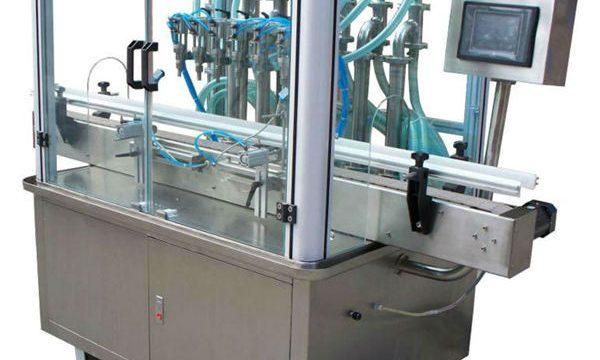 Máquina automática de recheo de líquidos xampú