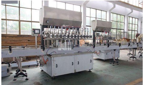 Máquinas de produción de máquinas de recheo de xampú de alta calidade