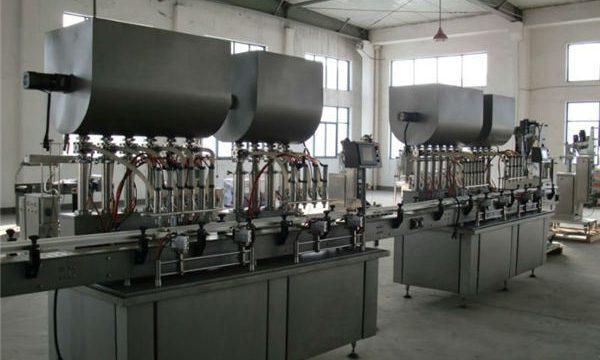 5L Máquina de recheo de champú