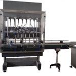 Máquina de recheo de lixivia automática de botellas