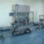 Máquinas de recheo automáticas de aceite de cociña 50ml-250L