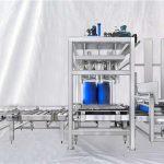 Personalizable ESDF Serie 100-1000L de gran capacidade para batería automática