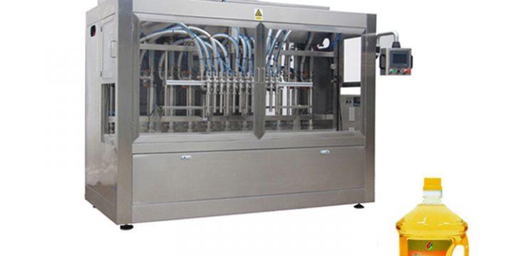 Liña de máquinas automáticas de recheo de aceite de coco 8000BPH