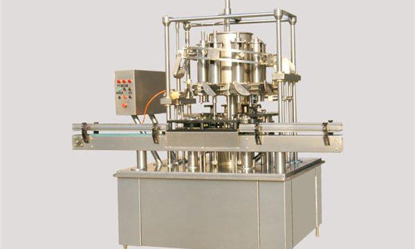 20-150ml Máquina de recheo esencial de pistón automático